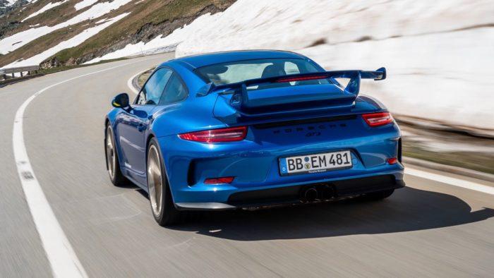 Porsche 911 GT3 (991.1) 2013-2015
