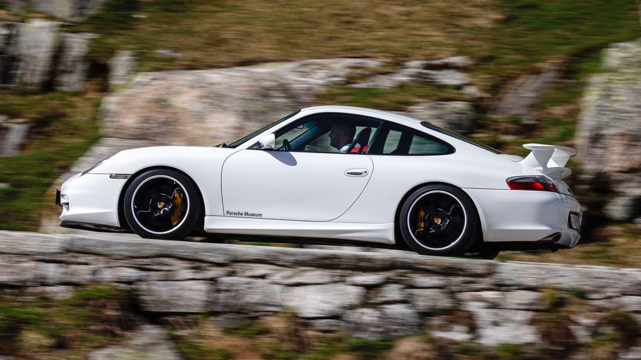 Porsche 911 GT3 (997.1) 2006-2008