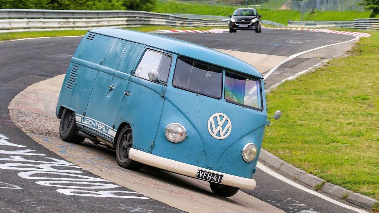 VW T1 Nurburgring – 1