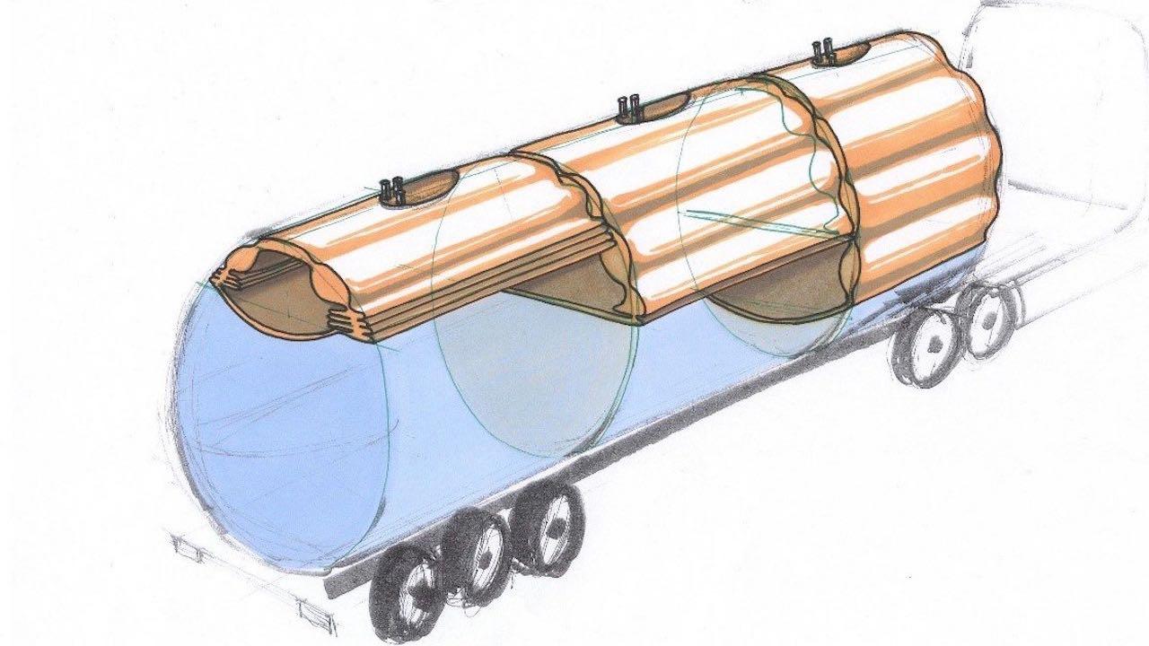 airbag camion cisterna – 1