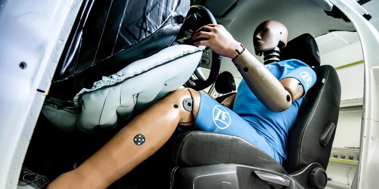 airbag rodilla – 1
