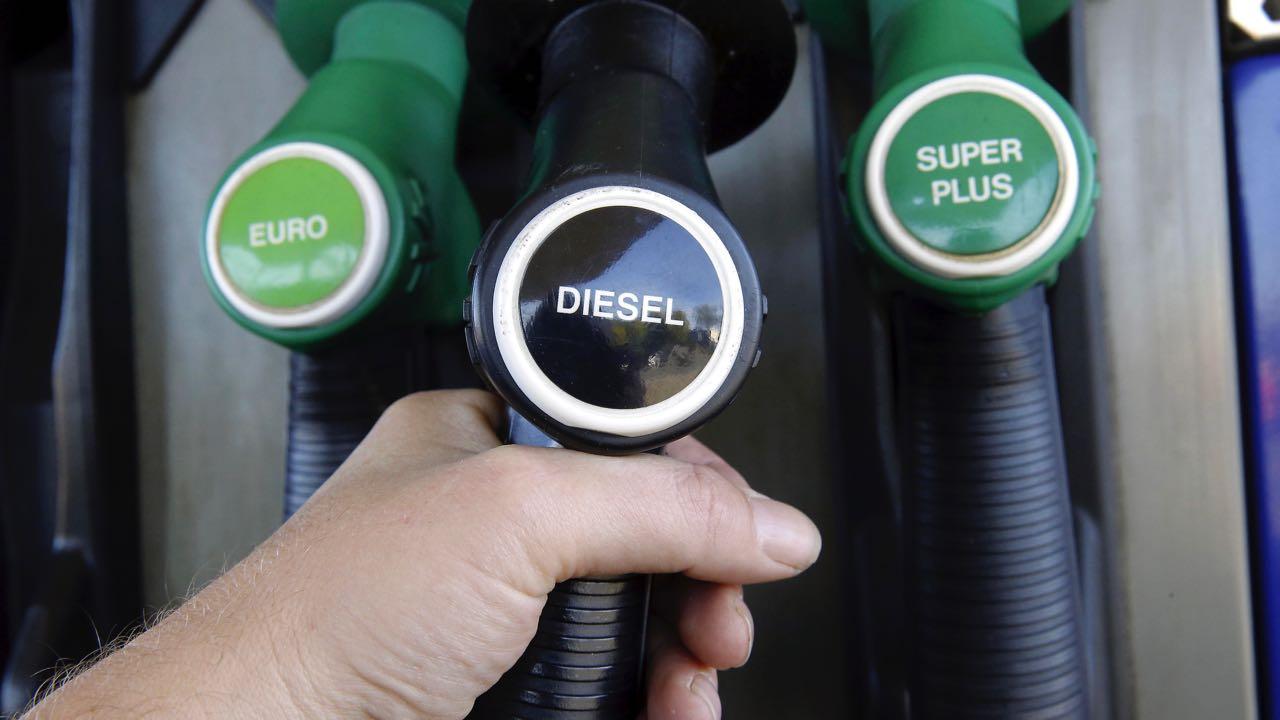 surtidor diesel