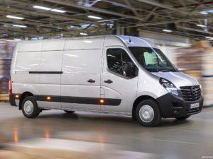 Opel Movano Furgón 2019