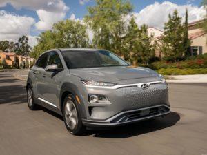 Hyundai Kona Electric USA 2018