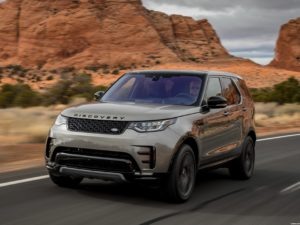Land Rover Discovery HSE Si6 Dynamic Design Pack USA 2017