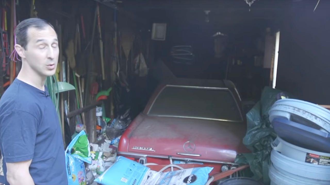 limpieza coche parado – 1