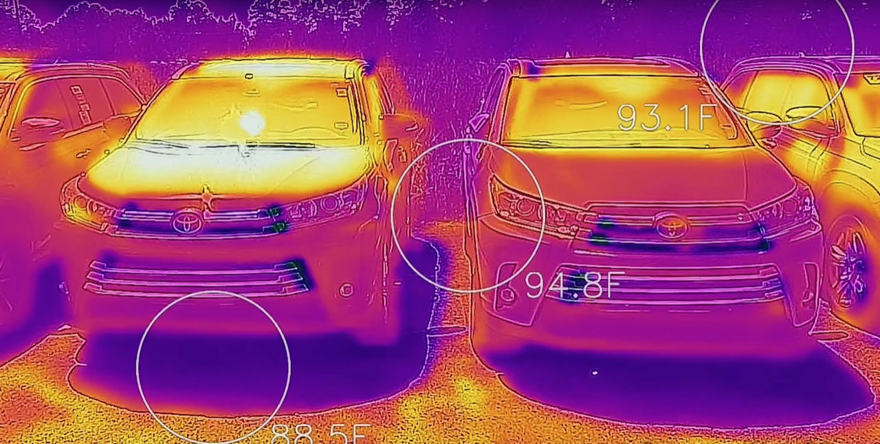 temperatura exterior coche – 1