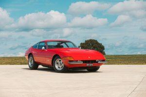 Si quieres el Ferrari 365 GTB/4 Daytona de Elton John, esta es tu oprtunidad