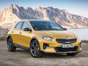 Kia Xceed 1.6-TGDI Quantum Yellow 2020