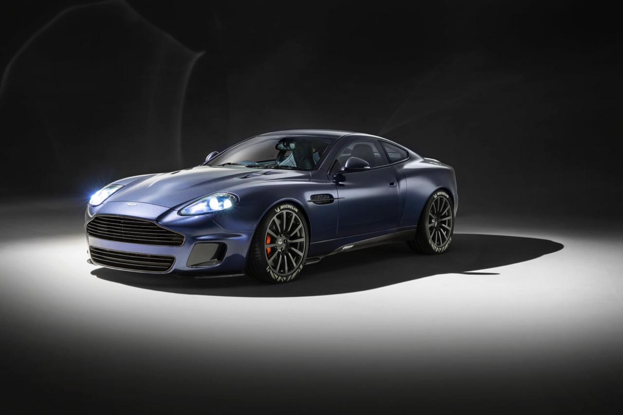 Aston Martin Vanquish 25 Callum – 3