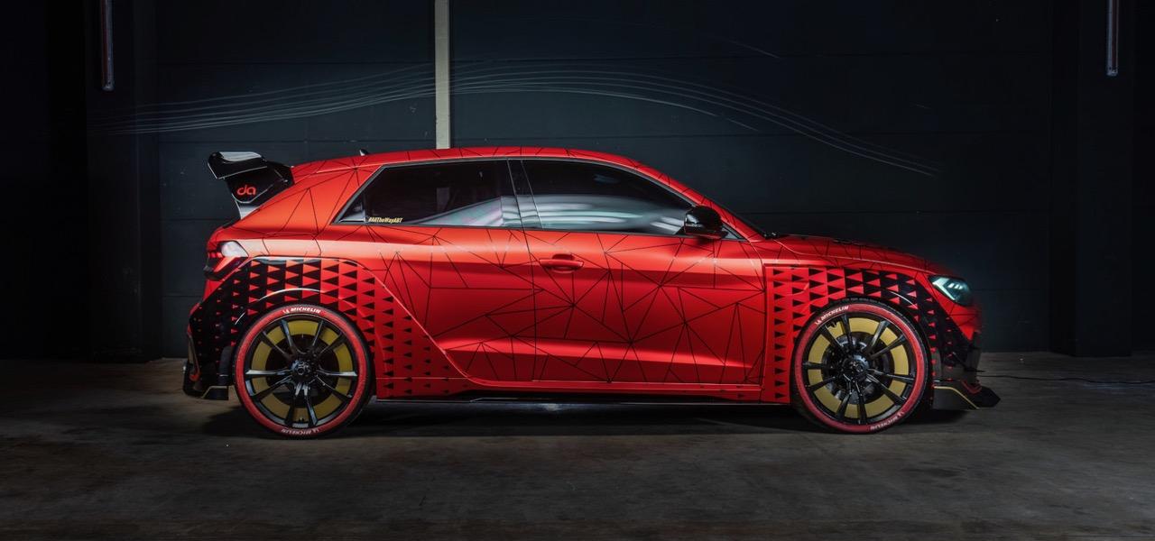 Audi A1 1of1 ABT – 1