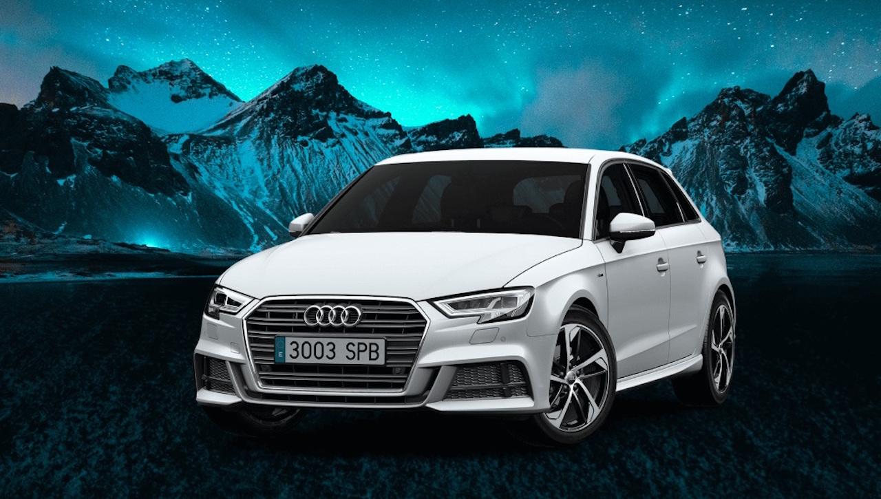 Audi A3 all-in 2019