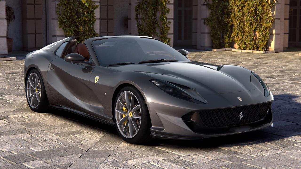 Ferrari 812 GTS 2020 – 3