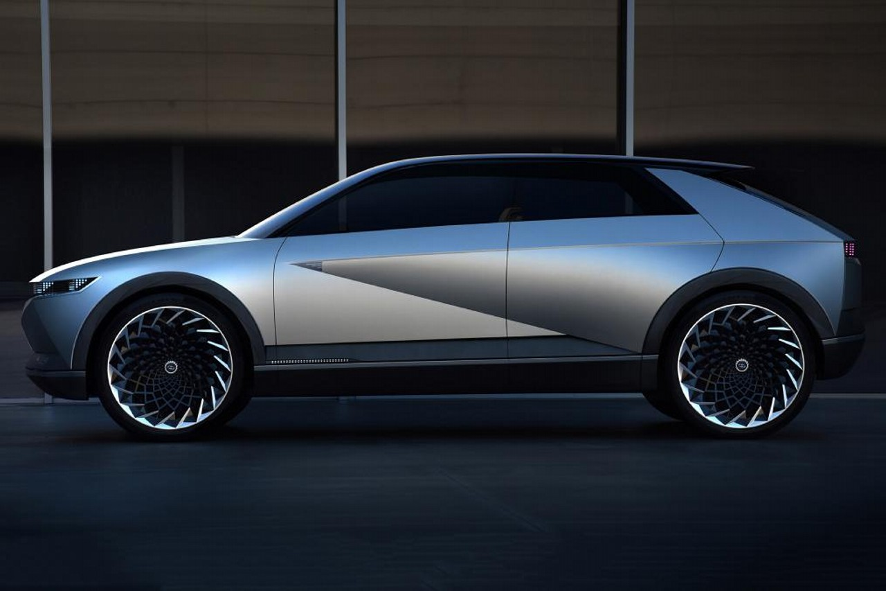 Hyundai 45 Concept – exterior (5)