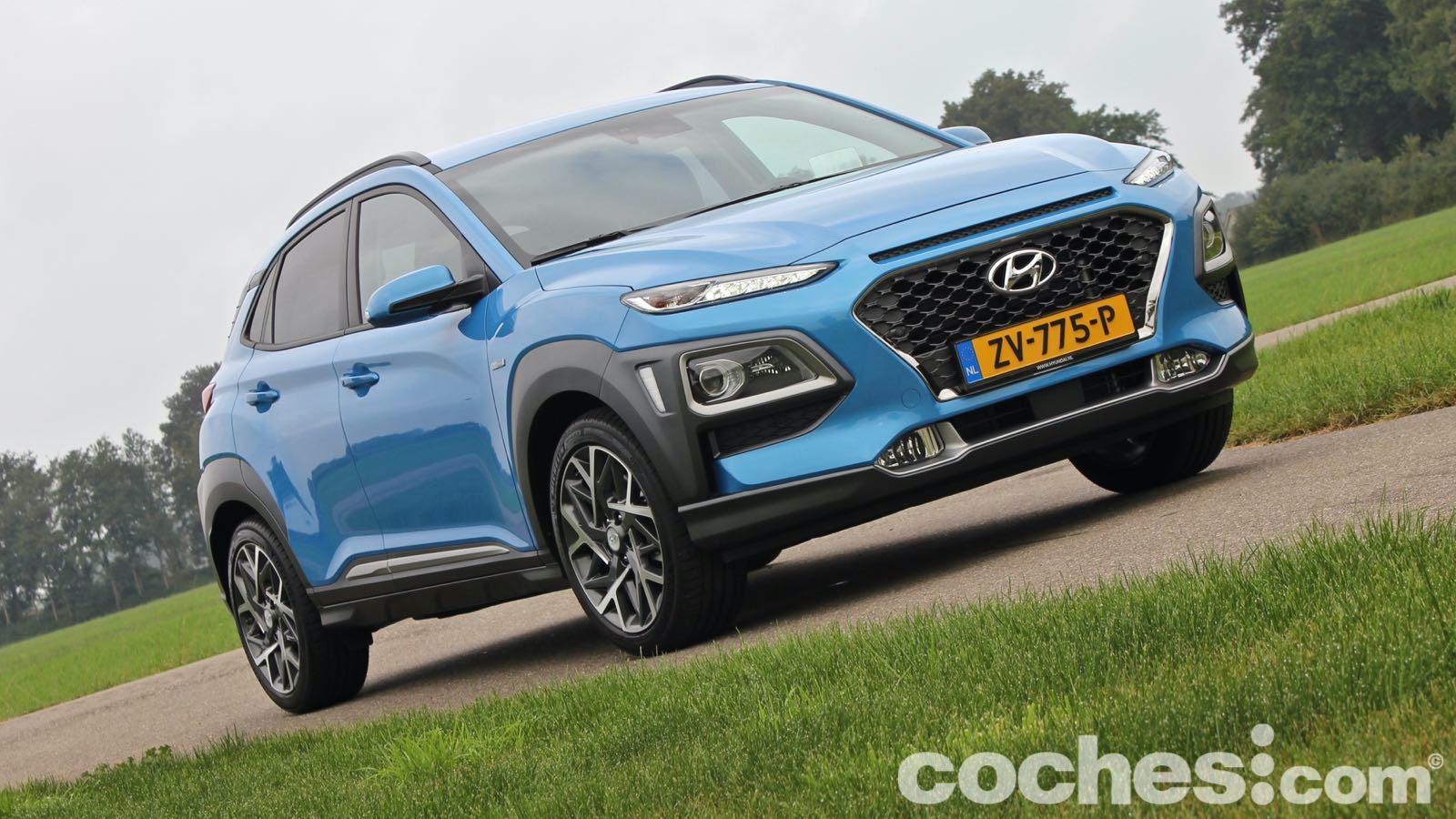 Hyundai Kona Hybrid prueba – 2