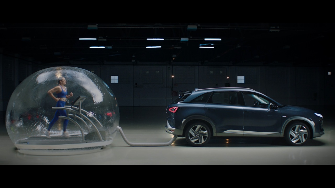 Hyundai Nexo Mireia Belmonte – 1