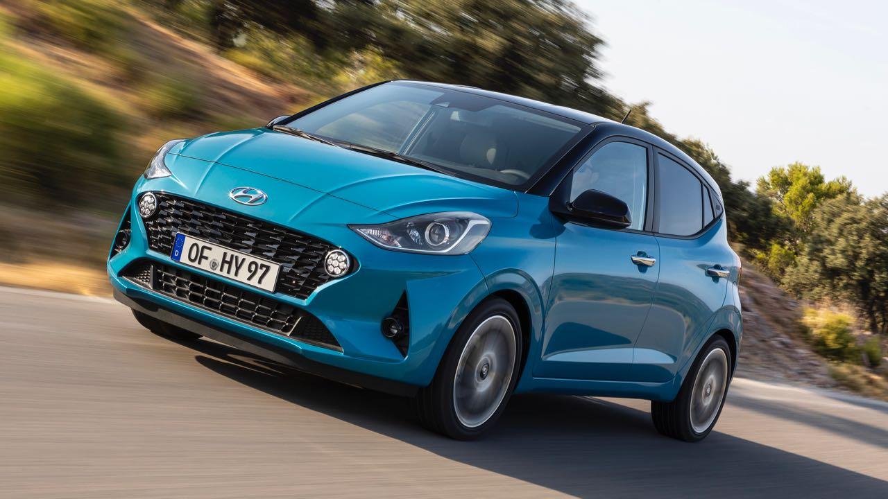 Hyundai i10 2020 – 17
