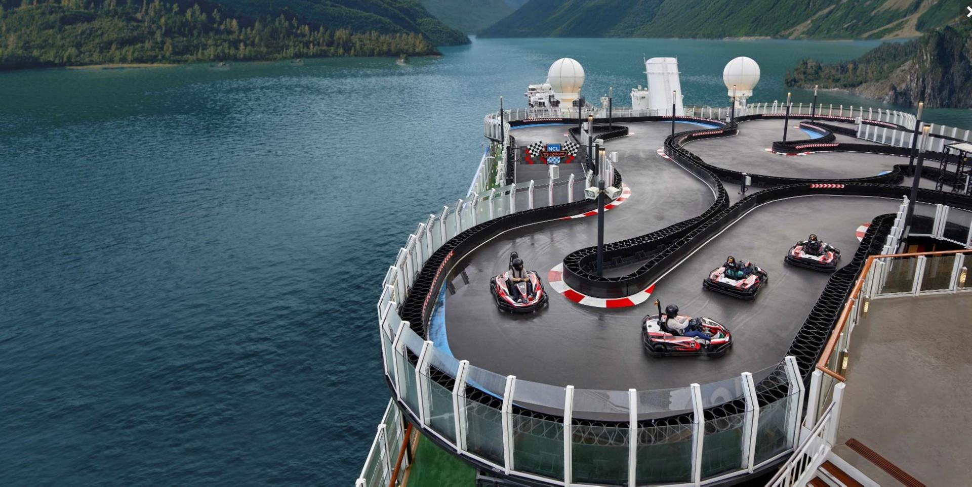 Karting Crucero