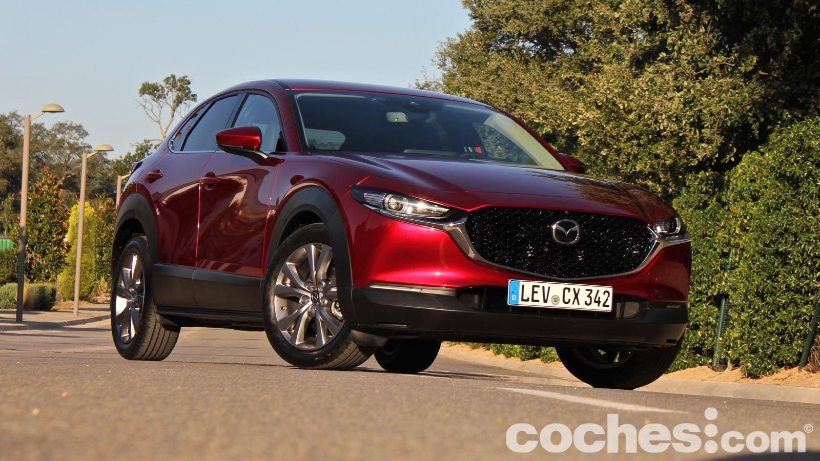 Mazda CX-30 prueba – 1