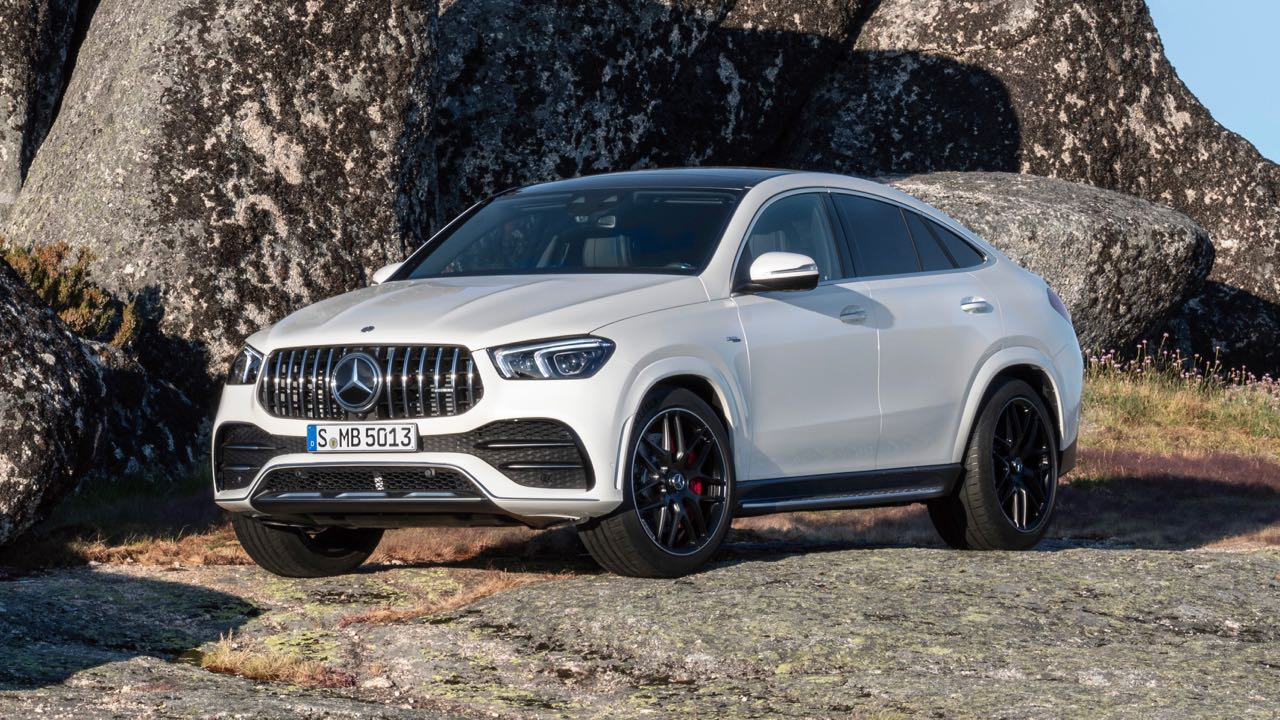 Mercedes-AMG GLE 53 4MATIC+ Coupe 2020