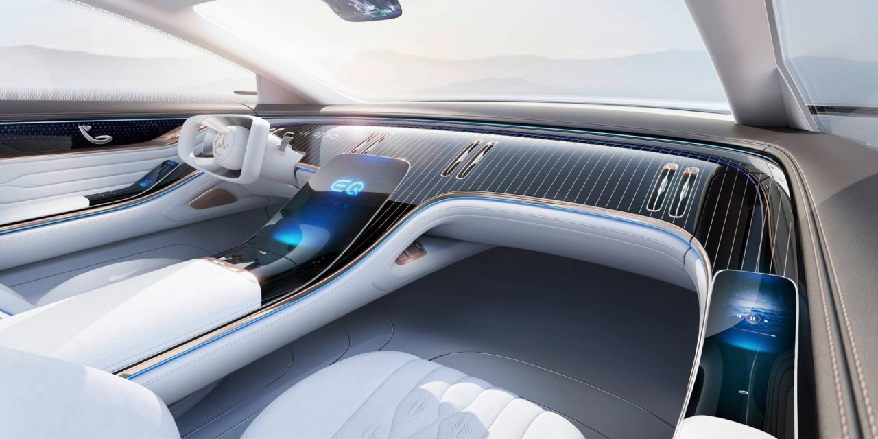 Mercedes EQ Concept – Interior (2)