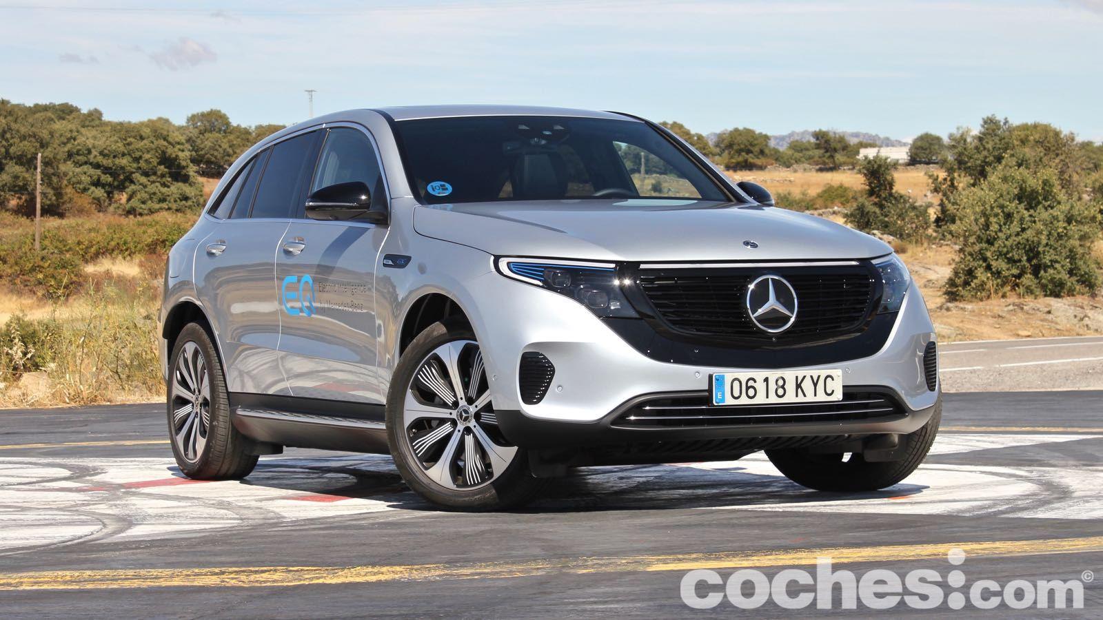 Mercedes EQC 400 prueba – 7