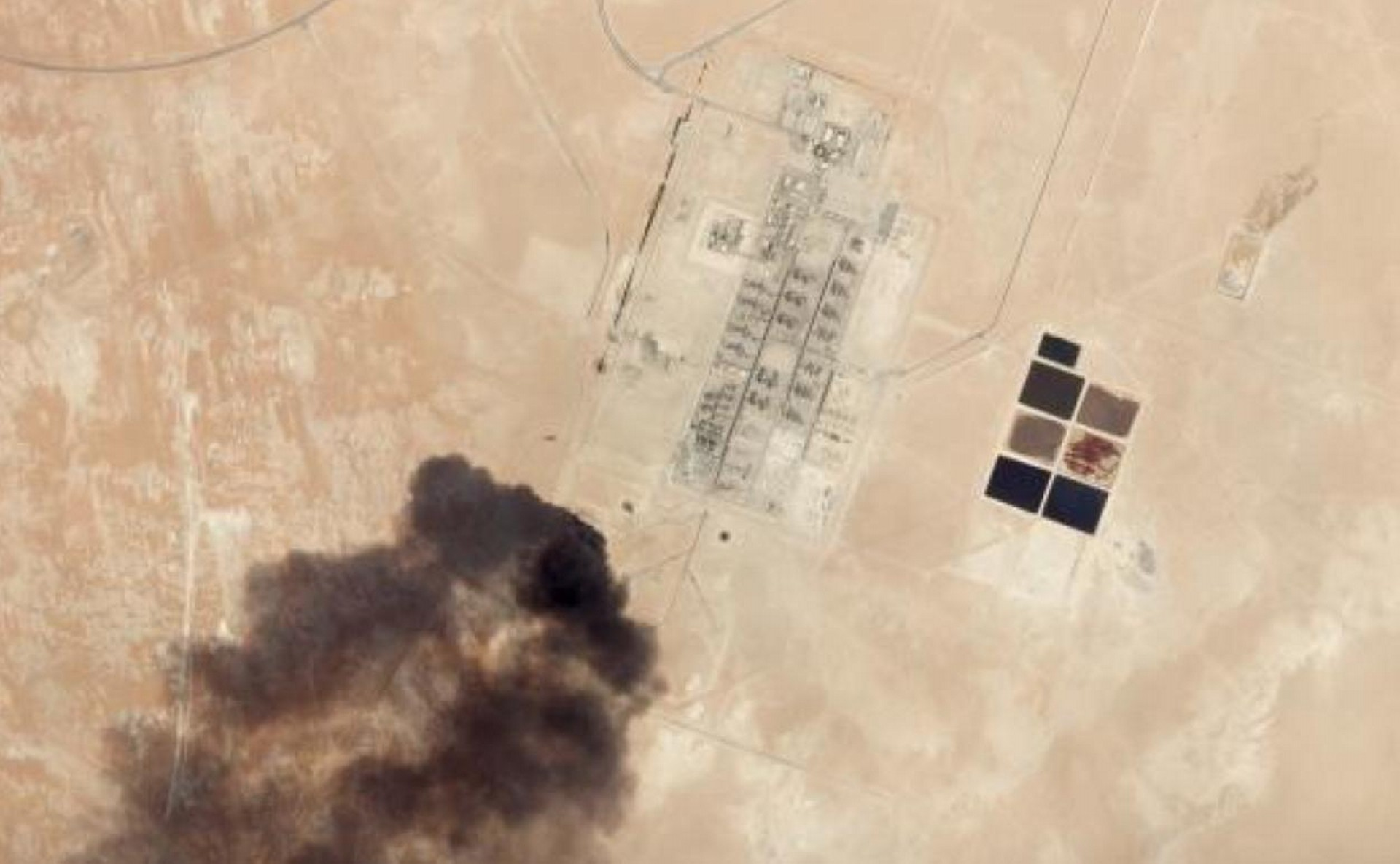 Refinería Arabia Saudi (1)