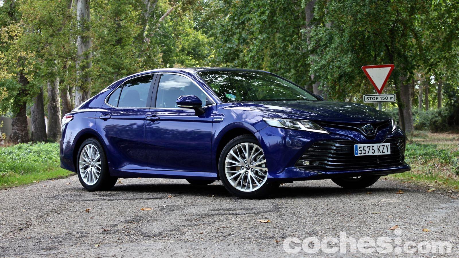 Toyota Camry hybrid prueba – 1