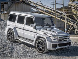 Mercedes Clase G Fab Design 2015