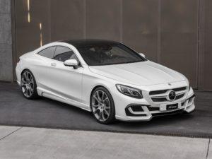 Mercedes Clase S Coupé Ethon Fab Design (C217) 2016