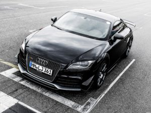 HPerformance Audi TT RS Coupe 2015