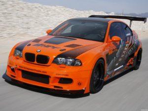 HPF BMW M3 E46 2009