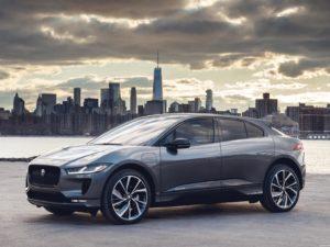 Jaguar I-Pace EV400 AWD HSE USA 2018