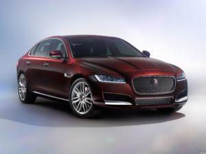 Jaguar XFL 2016
