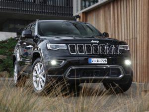 Jeep Grand Cherokee Limited WK2 Australia 2017
