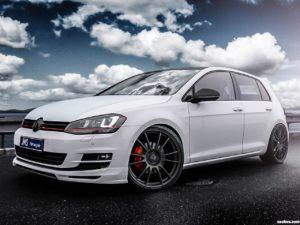 JMS Racelook Volkswagen Golf 2013