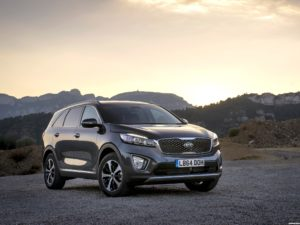 Kia Sorento EcoDynamics UK 2015