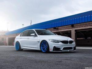 Klassen iD BMW M3 2015