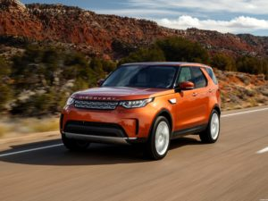 Land Rover Discovery HSE TD6 USA 2017