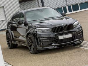 BMW X6 CLR X6R Lumma-Design (F16) 2015