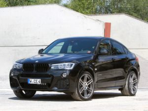Manhart BMW X4 xDrive35d M Sports Package F26 2014