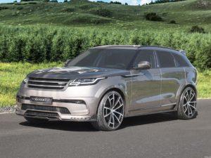 Land Rover Range Rover Velar Mansory 2018