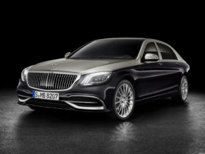 Mercedes Maybach S560 X222 2018