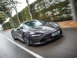 McLaren 720S Coupe Launch Edition UK 2017