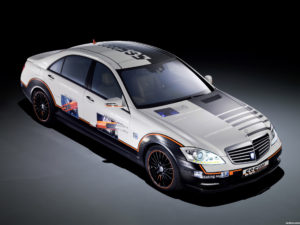 Mercedes Clase S ESF Experimental- Safety Vehicle 2009