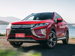 Mitsubishi Eclipse Cross Exceed Australia  2018