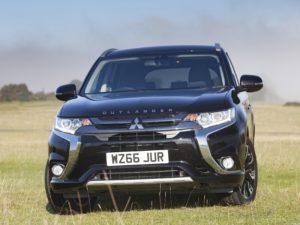 Mitsubishi Outlander PHEV Juro 2016