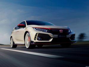 Modulo Honda Civic Type-R Japan 2017