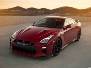 Nissan GT-R Track Edition USA 2017