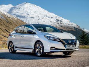 Nissan Leaf UK 2018
